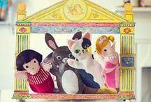 Belle & Boo Craft Books / Our Belle & Boo Book craft books provide all the inspiration and know how needed to bring magical Belle & Boo world to life. Projects range from an irresistible cuddly Boo rabbit toy to creating your own delightful washing line Wendy house.