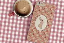 Belle & Boo iPhone & iPad cases