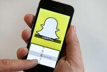 SnapChat // Sosiale medier