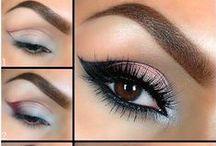 Makeup Tutorial / Vari Makeup spiegati passo passo con fotografie..