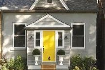 Yellow Doors / by fig + sage