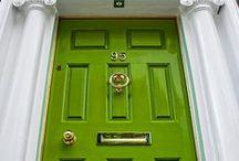 Green Doors / by fig + sage