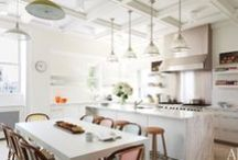 Kitchens / by fig + sage