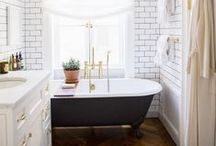 Bathrooms / by fig + sage