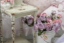 Everything Shabby / shabby chic & cottage decor for my future home