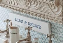 Bathrooms / by Rachel Stickler