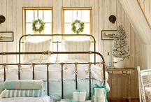 Bedrooms / by Rachel Stickler