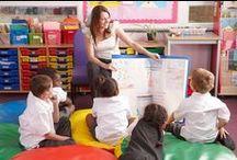 Education Ideas / by Haley Kirkland