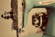 Sewing Room Ideas / by Corie Raikes Soderman