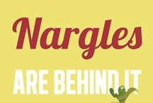 Of Nargles and Wrackspurts / by Amy Trauger