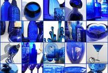 My Shades of Blue Collection  / Bluebirds of Happiness  / by Cris