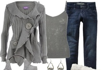 Creative Clothing Combinations  / These are combinations of clothes that I would love to wear.  / by Cris