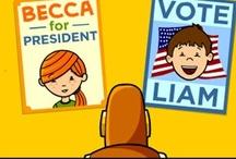 Election resources & activities