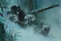 Fantasy IV / by Anthony Thomas