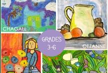 Art resources and activities