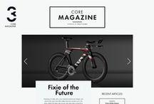 Web Design / by Genevieve Ryan