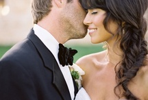 Newlyweds / Gorgeous bride & groom/couples portraits + real wedding inspiration.  / by Tess Pace