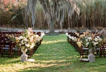 Ceremonies / Gorgeous real wedding ceremonies.  / by Tess Pace