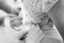 Getting Ready / by Tess Pace