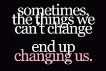 Change / by Cris