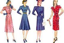 Vintage Inspiration & Patterns / by Courtney Felts