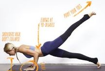 Fitness / by fig + sage
