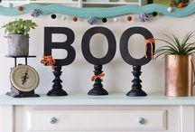 Halloween Inspiration / Ideas & Inspiration for Halloween | Halloween Inspiration | Halloween Decorations | Halloween Ideas | http://mylifefromhome.com/