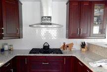 Concord House - Kitchen Reno / Style board for kitchen renovation