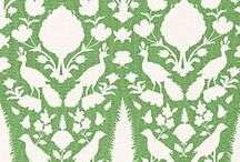 Swatch / Fabrics, Patterns, and Designs I Love