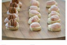 Snack Ideas / Recipes for Snacks | Snack Ideas | Snack Recipes | Yummy Snacks | http://mylifefromhome.com/