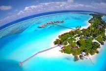 Discovering Maldives in 10 Stunning Photos / Visiting the Most Beautiful Islands in the World