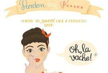 Bon Jour! / Handy French phrases to use on your trip with Lush Getaway's this September!