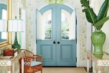 Make an Entry / Entry way organization, storage, and decor inspiration