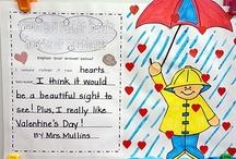 teaching Feb/Valentines  / by Kelli Holmes