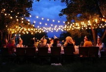 Entertaining/Party Idea's / by Jacque Winger