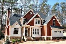 Dream Home Ideas / by Madi Donath