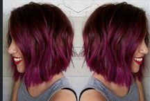 HAiR.HAiR.HAiR / Hair  / by Paige Stuart