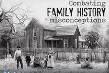 Family History and Research / by Carolyn Green