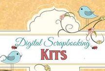 Digital Scrapbook: Kits / by Heart of Wisdom
