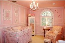 "Girl Nursery / Magical rooms for your ""Little Princess"" / by mom & mimi"