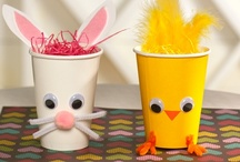 Easter Crafts / by Laura Stewart