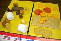 teaching math shapes / by Kelli Holmes