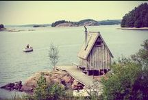 zz Travel to Scandinavia / by Danielle Beeth