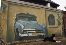 Graffiti and street art...  / by Monisha Sharma
