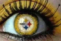 Love my STEELERS / by Diane Stumph