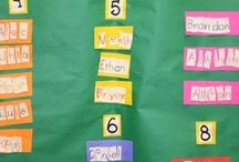 teaching Name stuff / by Kelli Holmes