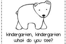 teaching brown bear brown bear / by Kelli Holmes