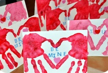 Valentine's Day Crafts / by Laura Stewart