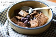 """Gluten-Free """"Breads"""" / Gluten-free recipes or those that can be easily adapted / by T Vogel"""