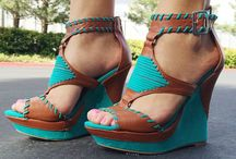 On my feet! / Shoes I like....  Shoes I love!!!!!  Shoes that fascinate me!!!!!!  Shoes to put on my feet!!!!